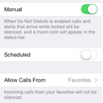 Calls Going Straight to Voicemail – iPhones 4, 5 and 6