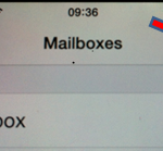 My Inbox Folder Disappeared in iPhone