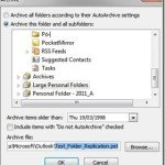 How to Copy Your Outlook PST Folder Structure to a New File